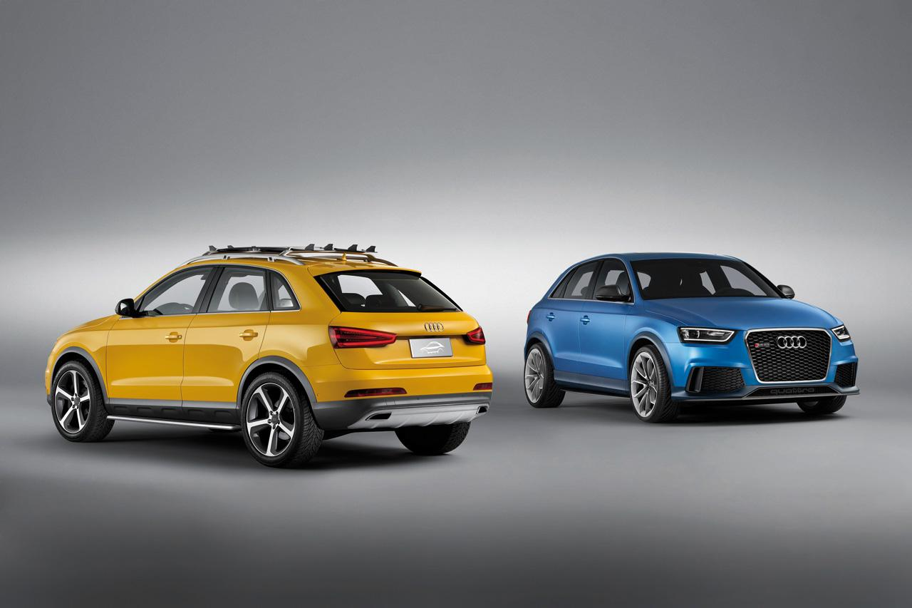 Audi Q3 Jinlong Yufeng Photo Gallery - Autoblog