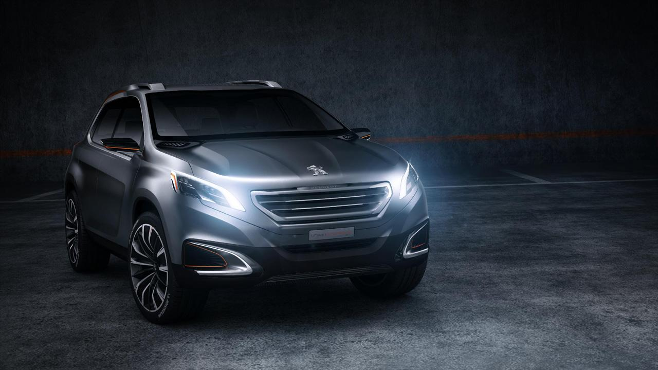 Peugeot Urban Crossover Concept Photo Gallery - Autoblog