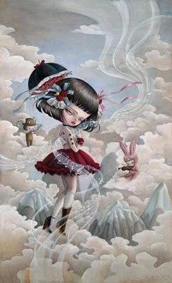 MarshmAllow dreams: My new MUSE....KUKULA