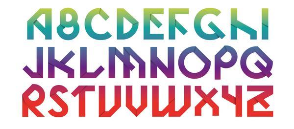 SEGMENTUM - font