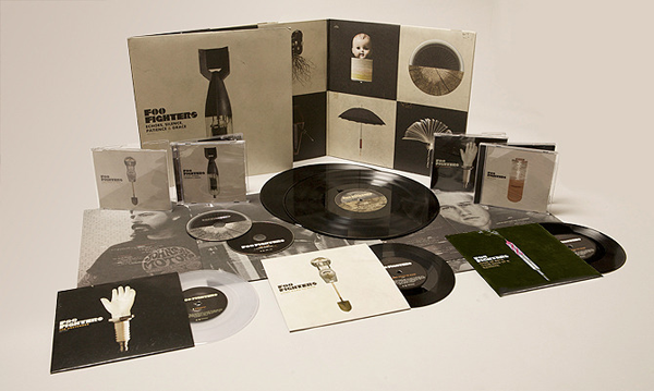 Looks like good Music Cover Designs by Invisible Creature