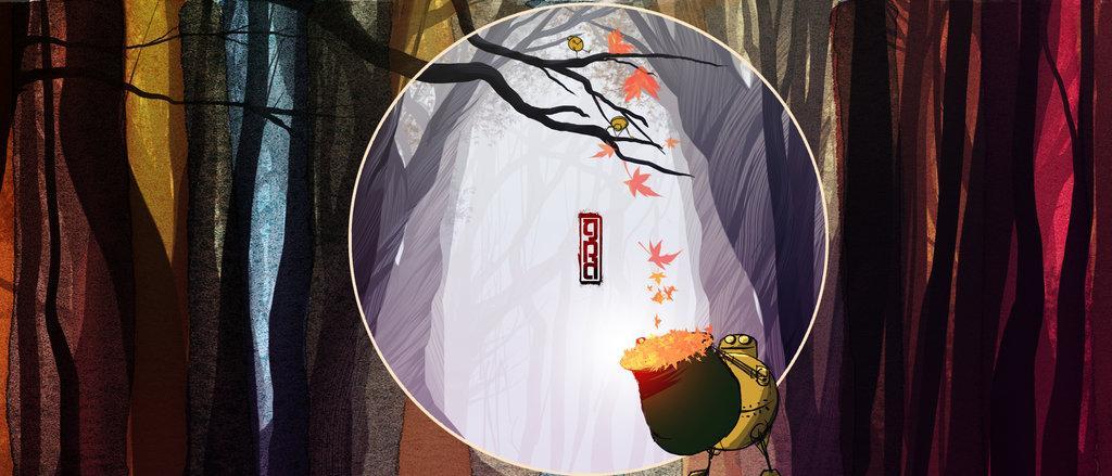 Leaf Thief early WIP by *TavenerScholar