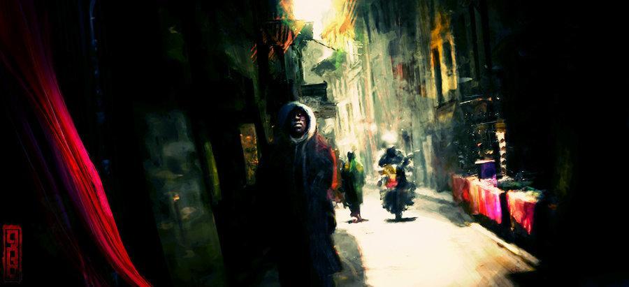 Daywalker by *TavenerScholar