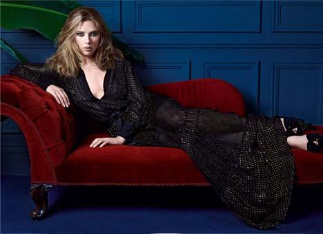Mango Fall Winter 2010 Ad Campaign | www.yourstylentrend.com