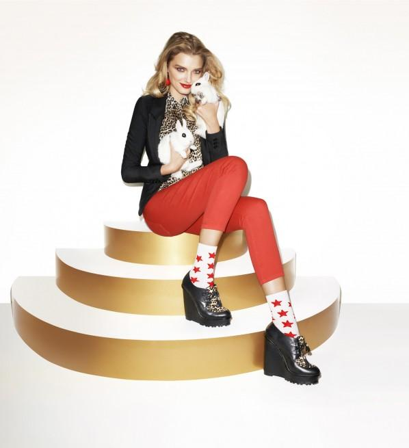 First Look: Kate Moss for Mango and more | Glam.co.uk