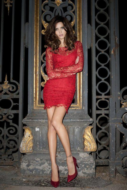 Isabeli Fontana for Mango Fall 2011 Campaign by Terry Richardson 3 | That's The Look