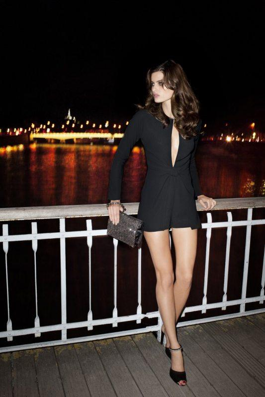 Isabeli Fontana for Mango Fall 2011 Campaign by Terry Richardson 5 | That's The Look