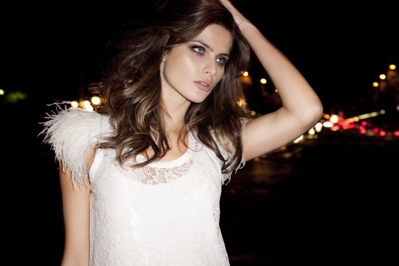 Isabeli Fontana for Mango Fall 2011 Campaign by Terry Richardson 7 | That's The Look