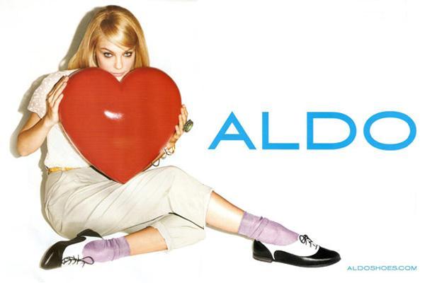Aldo Spring 2010 Ad Campaign — Mama's A Rolling Stone Magazine