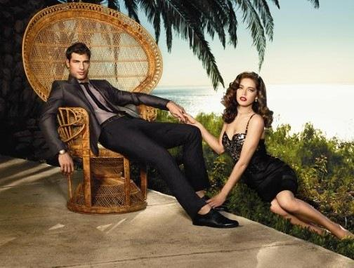 Rob Pattinson: Sizzling Guess by Marciano Spring 2009 Ads