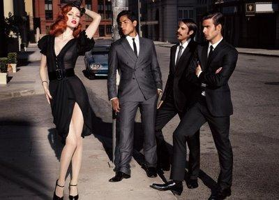 Less Feet, More Glam with Guess 2009 Ads | Homotography