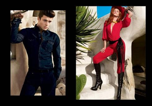 Guess by Marciano Fall Winter 2011 Ad Campaign « Art8amby's Blog