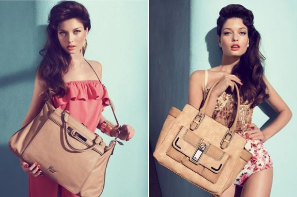 GUESS Accessories Spring/Summer 2012 Ad Campaign | Fashionisers.com - Tempted by the Passion for Fashion