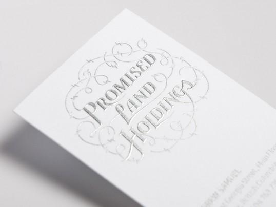 Promised Land Holdings | Lovely Stationery