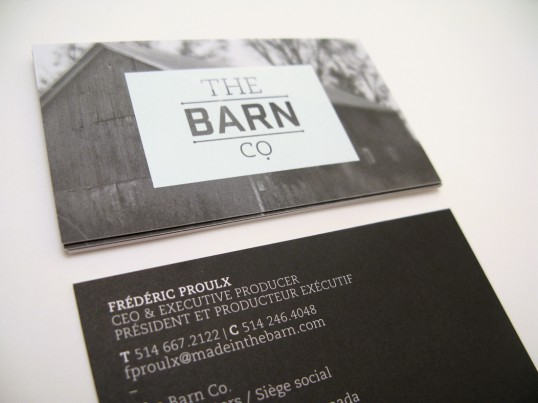 The Barn Co. | Lovely Stationery