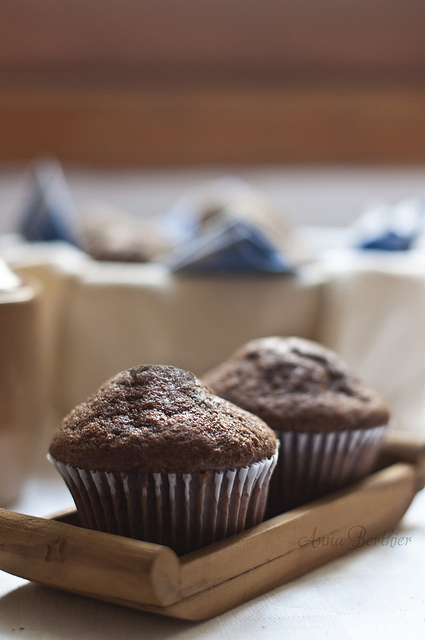 Chocolate cupcake | Flickr - Photo Sharing!