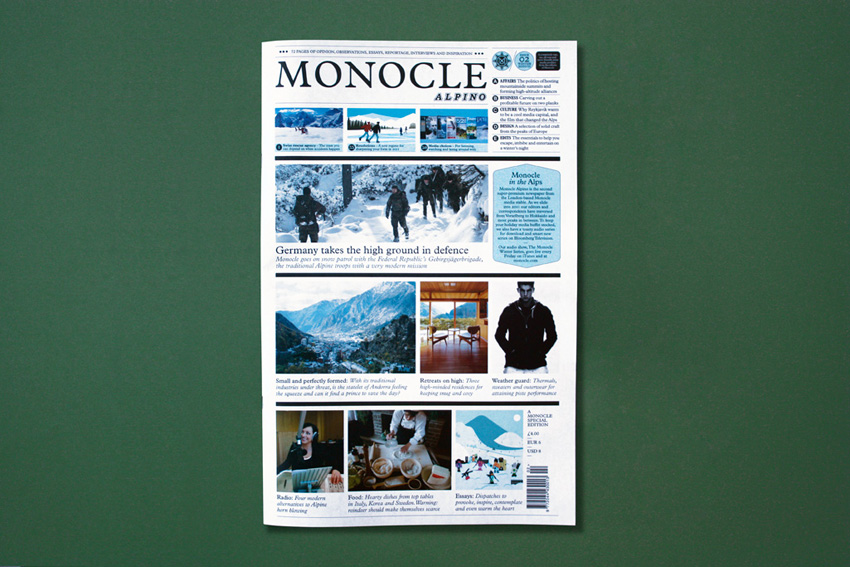 Monocle Alpino