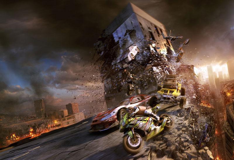 MotorStorm Apocalypse E3 Poster
