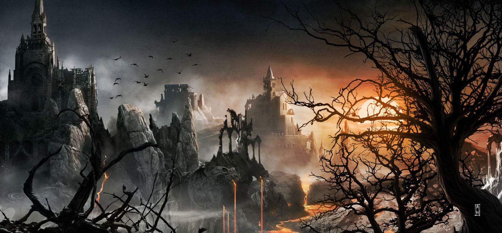 Demonic Landscape