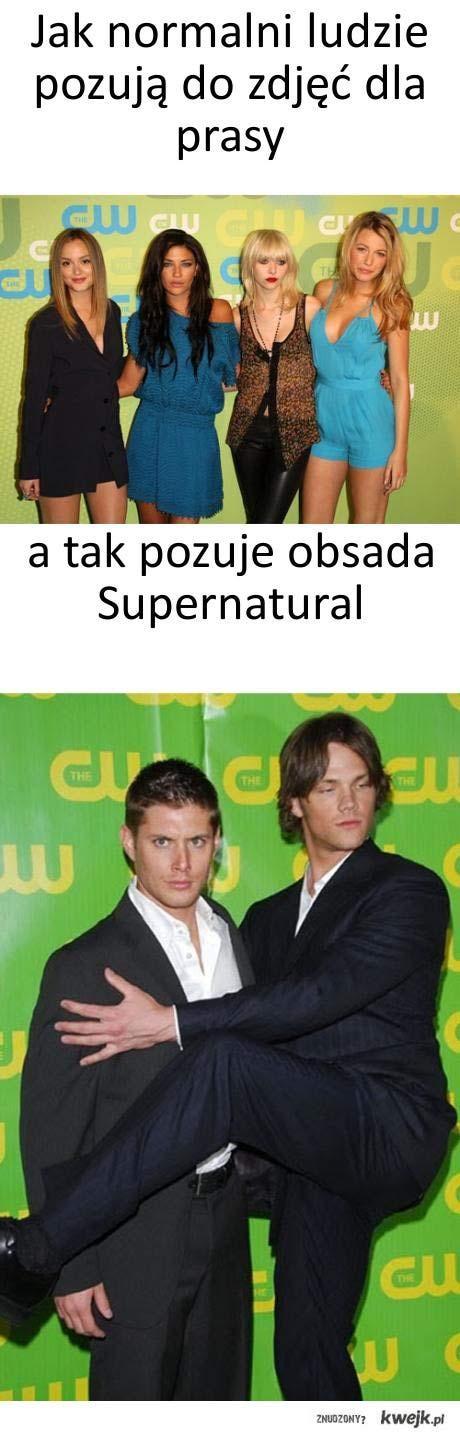 supernatural - KWEJK.pl