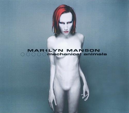 marilyn manson - mechanical animals 1998.jpg (500×437)
