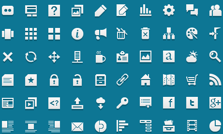 Jigsoar icons - a free, creative commons icon set
