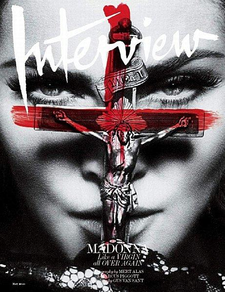 Icon Magazine n°53 - news-of-madonna