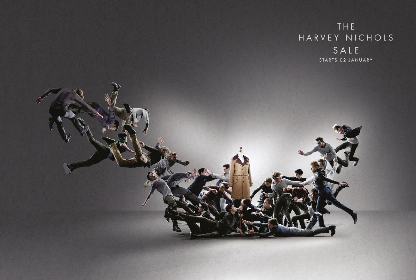 Harvey Nichols: les hommes | Annonces du Monde ™