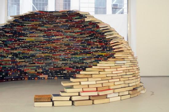 Book Igloo | Fubiz™