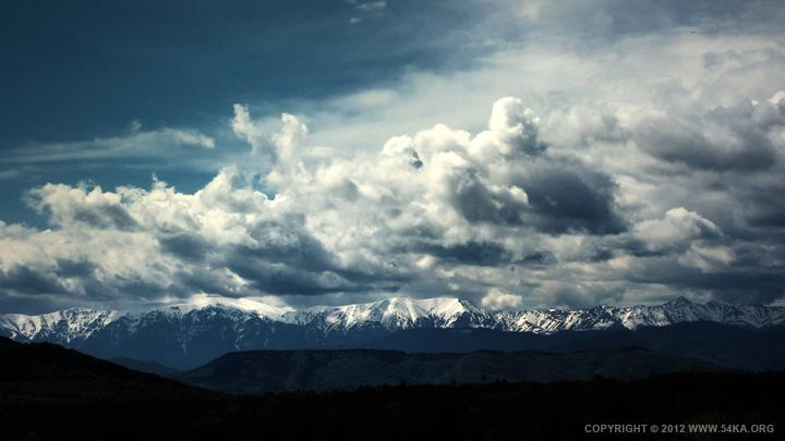 Mountain + Full HD 1080p desktop wallpaper - 54ka [photo blog]