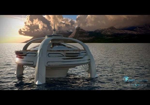Futuristic Island Home, Design Concept - Bethany Lyttle - Forbes