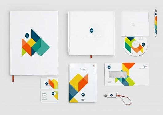 Designspiration — ITI : Lovely Stationery . Curating the very best of stationery design