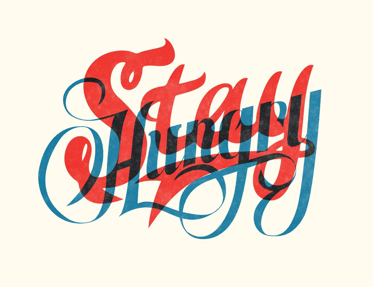 40 Remarkable Examples Of Typography Design #8 | inspirationfeed.com