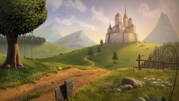 landscapes,castles landscapes castles 1920x1080 wallpaper – Landscapes Wallpaper – Free Desktop Wallpaper