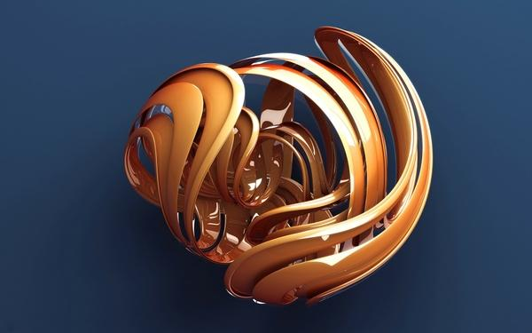 abstract,3D view 3d view abstract orange 1920x1200 wallpaper – 3D Wallpaper – Free Desktop Wallpaper