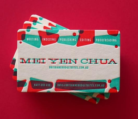 Designspiration — Mei Yen Chua | Lovely Stationery