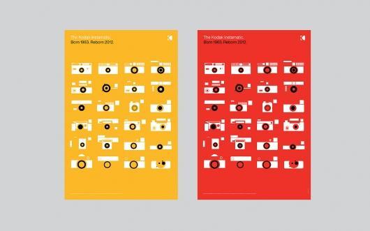 Designspiration — Dowling Duncan: Kodak / Collate