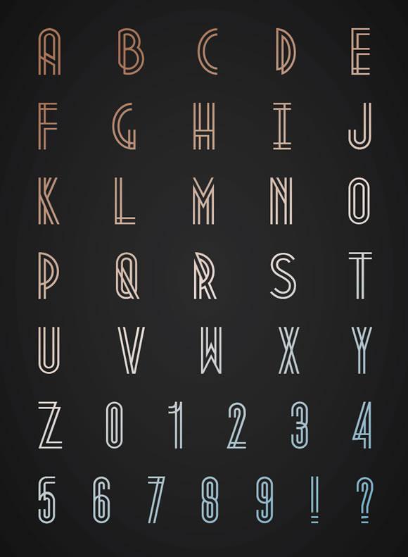 10 Super Nice Fresh Free Fonts | Freebies