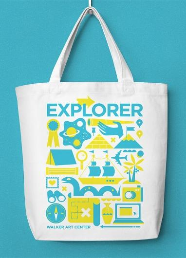 Designspiration — Eight Hour Day » Walker Art Center WAC Packs
