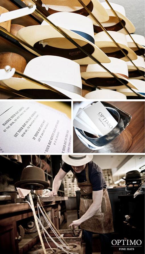 design work life » Knoed Creative: Optimo Branding