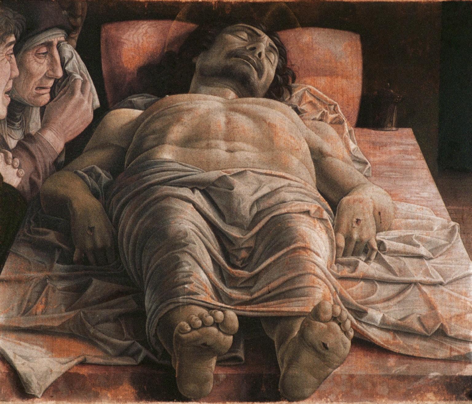 Résultats Google Recherche d'images correspondant à http://files.myopera.com/cg.students/albums/618994/Andrea_Mantegna_-_The_Dead_Christ.jpg