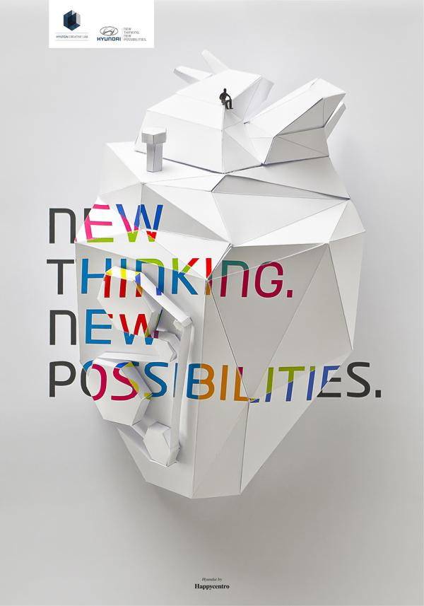 New thinking. New possibilities.