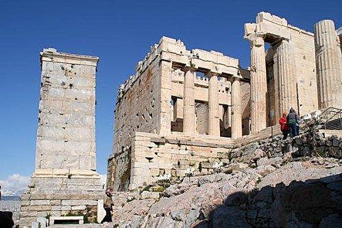 L'Acropole d'Athènes. Mercredi 9 mars 2011 - Le blog de Thierry Jamard