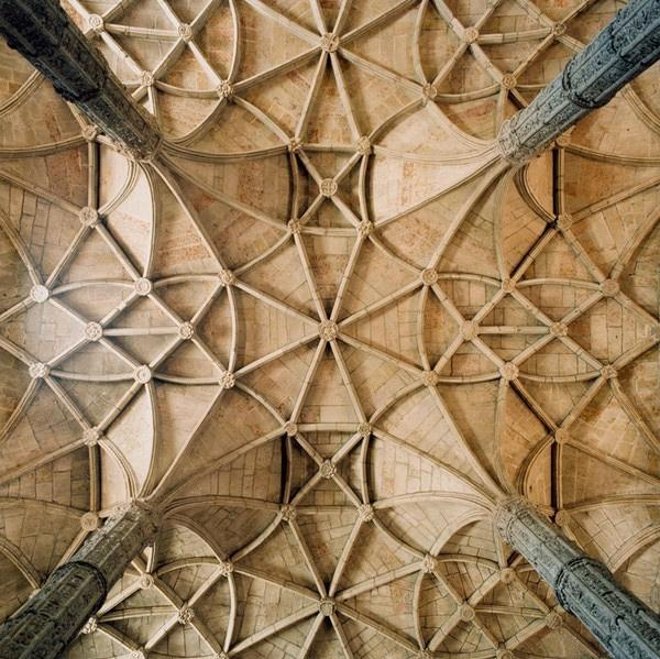 Vaults: Mesmerizing Patterns on Cathedral Ceilings