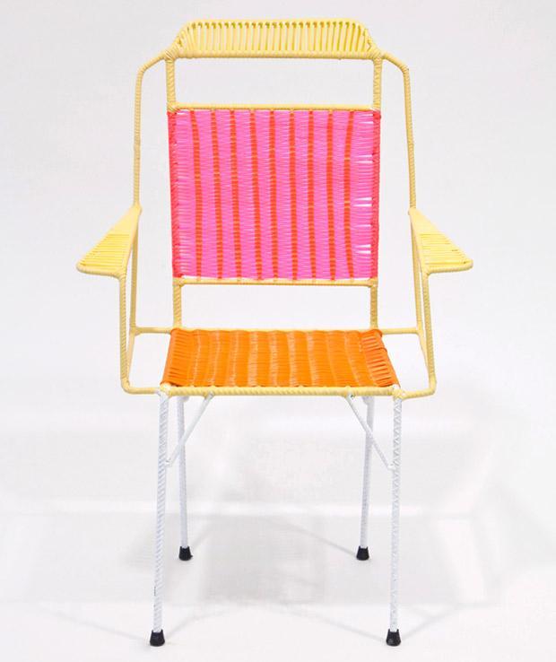 Marni Chairs and L'arte del Ritratto