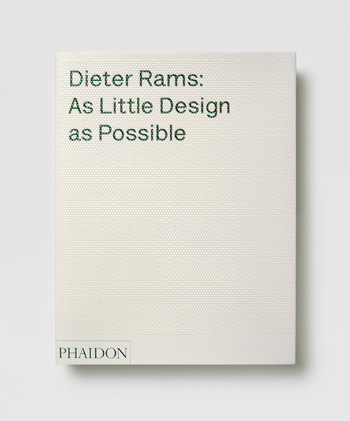 An Economy of Worse, nevver: Dieter Rams: As Little Design as...