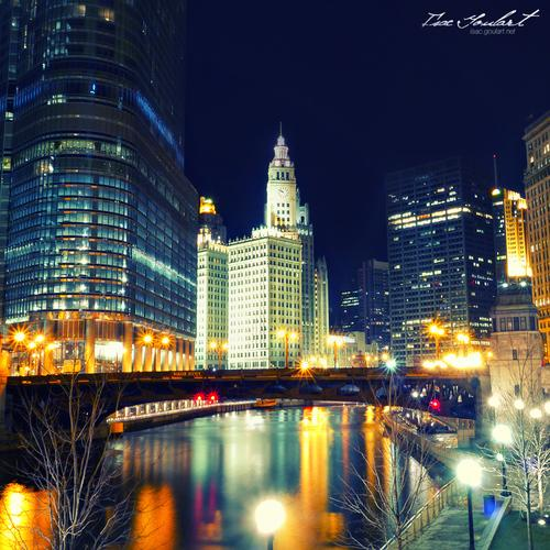 Chicago Lights by `isacg on deviantART