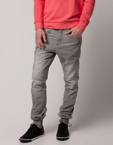 Bershka Russian Federation - Jogger twister jeans