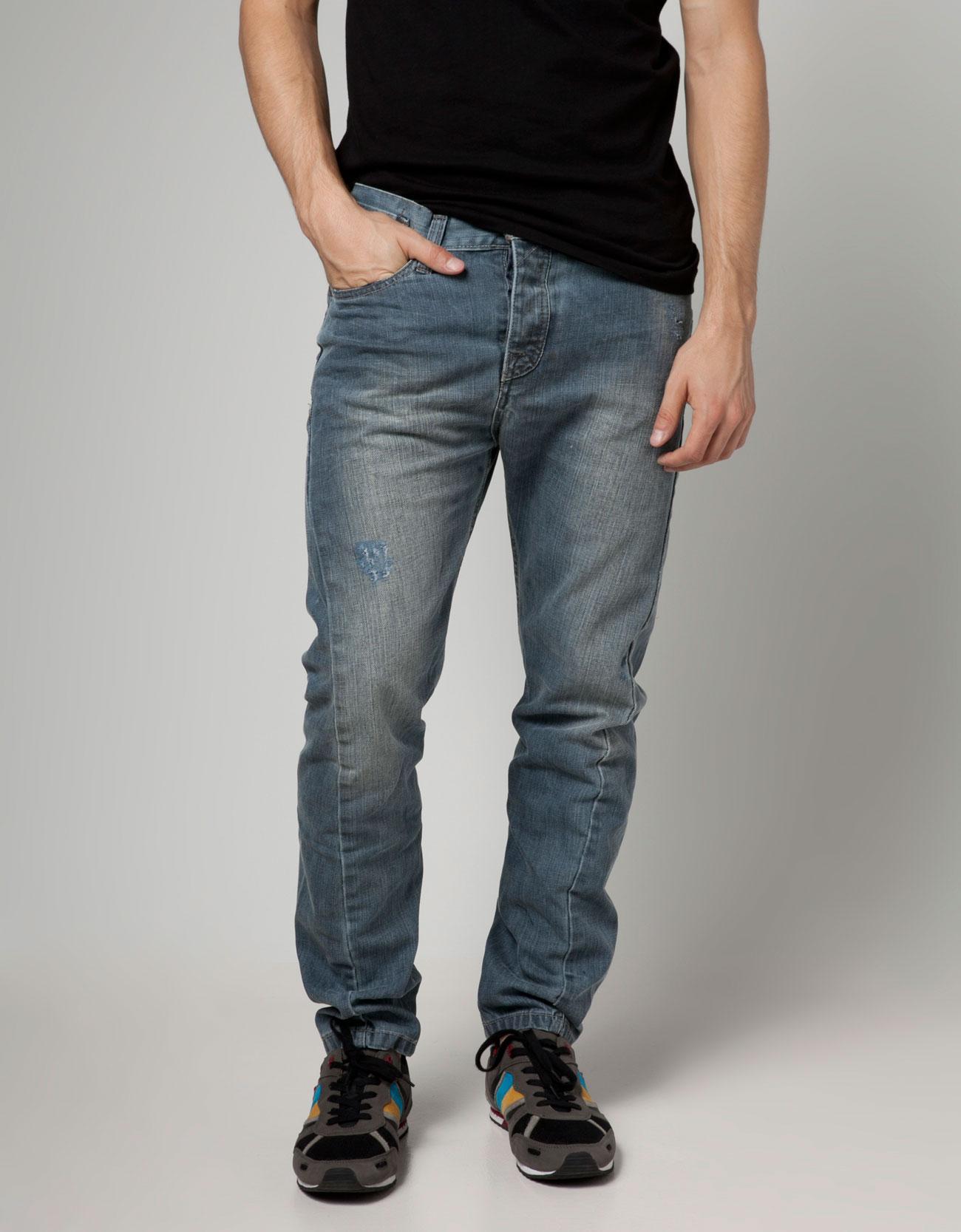 Bershka Russian Federation - Comfort twister jeans