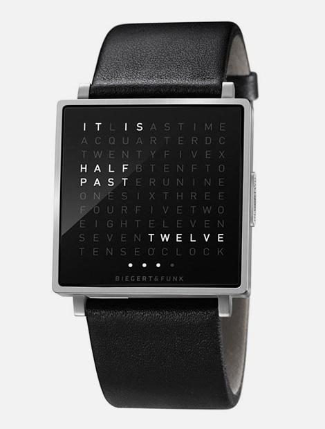 QLOCKTWO Watch | iainclaridge.net